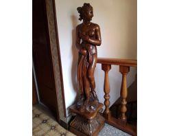 Statueta  lemn   170 H